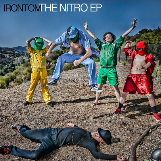 The Nitro EP Cover
