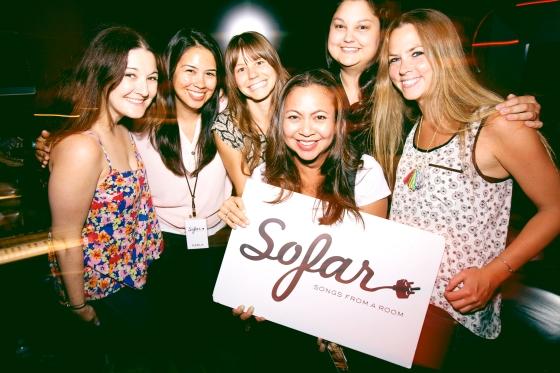 Sofar LA Team